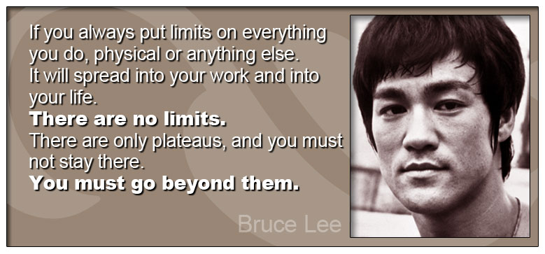 Bruce Lee Limits Friendship Quotes A Large Collection Of Famous