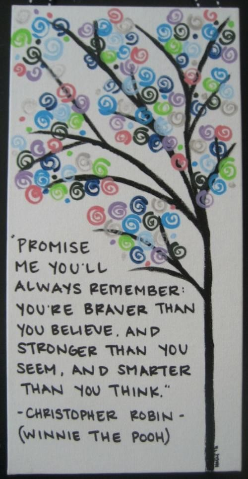 promise me you'll always remember