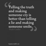 paulo coelho about truth