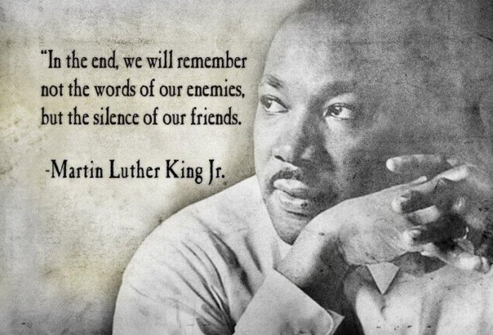 Famous Quote About Friendship Cool Martin Luther King Jrabout Friendship  Friendship Quotes  A