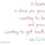 a home is