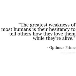 the greatest weakness of most humans
