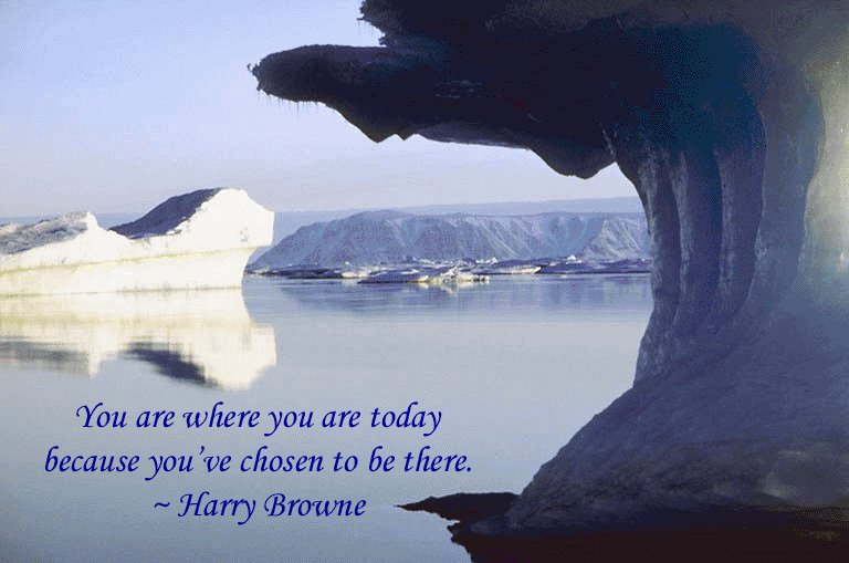 Harry Browne motivational quote